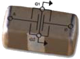 EMI Mechanical Drawing chip view