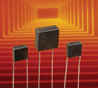 200°C Rated Radial Leaded Capacitors