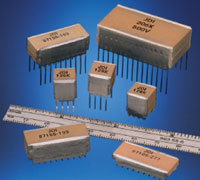 High Temperature Stacked Capacitors