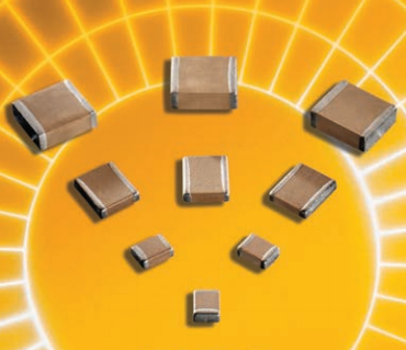 High Temperature Surface Mount MLCCs 200°C