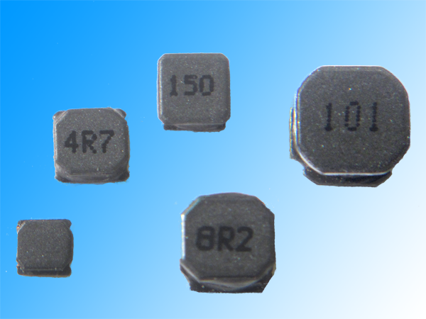 semi-shielded power inductors lpc series
