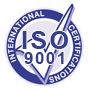 Johanson Dielectrics ISO 9001 Certified